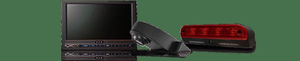 bestelbus camera set