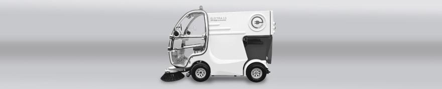electrisch voertuig achteruitrijcamera