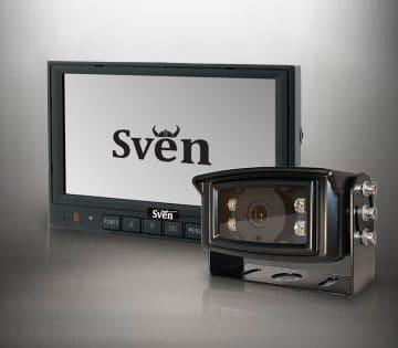 Achteruitrijcamera winkel SVEN-Professional-Premium camera solutions