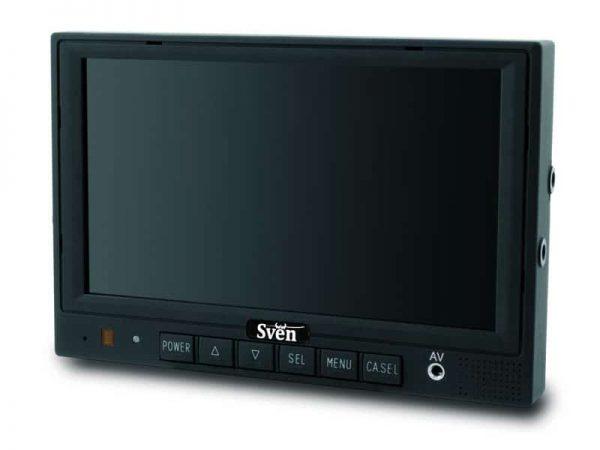 sven achteruitrij monitor 7 inch