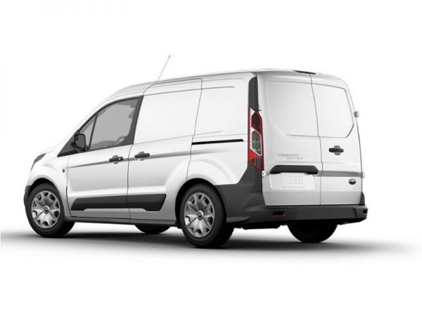 Ford Transit Connect achter