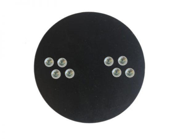 Magnetische camera montage